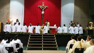 Profesiones religiosas Monterrey