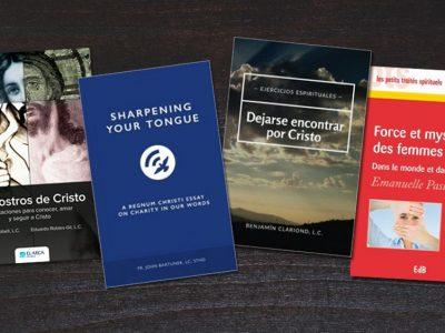 libros legionarios y consagrados