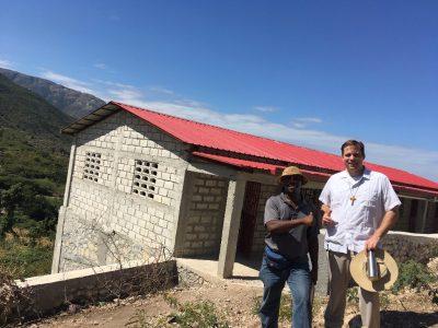 P. Michael Mitchell, L.C. sobre las misiones de evangelización en Haití