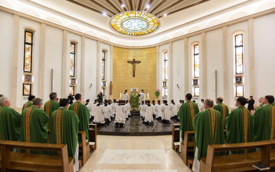 Institución del ministerio del acolitado en Roma