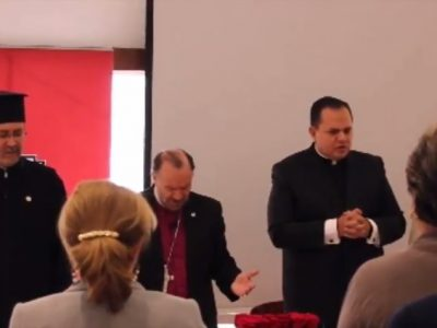 Panel de diálogo interreligioso