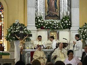 Dos nuevos diáconos legionarios de Cristo salvadoreños