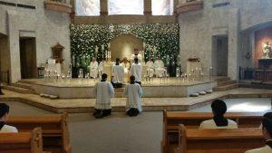 """«La única respuesta digna es el """"like"""" de Cristo» - Profesiones religiosas en Monterrey"""