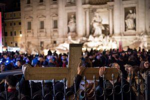 Misiones urbanas en diversos puntos de la ciudad de Roma
