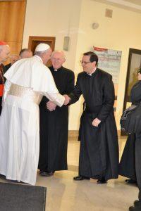 Papa Francisco: Necesitamos jóvenes profetas que hagan soñar a los ancianos
