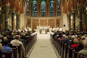 Ordenaciones diaconales en Syracuse, Estados Unidos