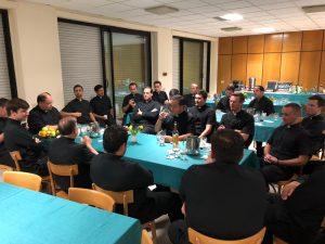 Encuentro de formación para sacerdotes con menos de 5 años de ministerio