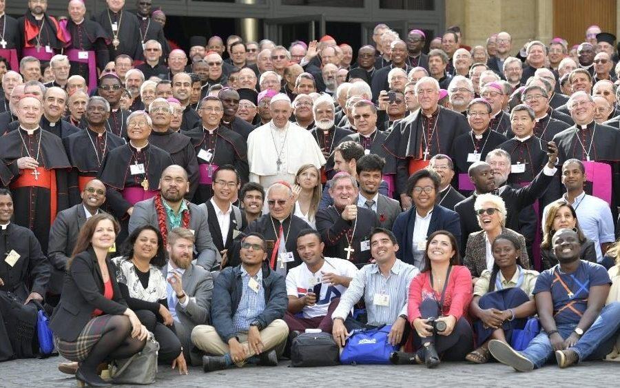 XV Asamblea general ordinaria del sínodo de los obispos
