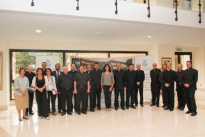 «Formar apóstoles al servicio de la Iglesia para testimoniar el misterio de Cristo»