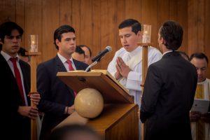 «Aquí estoy, Señor, para hacer tu voluntad» - Ordenación sacerdotal del padre Ricardo Arriola, LC.