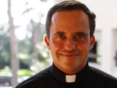 El P. Paul Lara, LC es nombrado director territorial de Monterrey para otro trienio