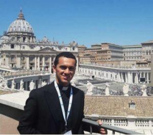 «El mensaje cristiano que es capaz de romper esquemas y cruzar fronteras» - P. Víctor Ramírez, LC