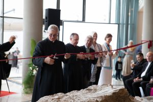 Inauguración de la Casa de Peregrinos Magdala