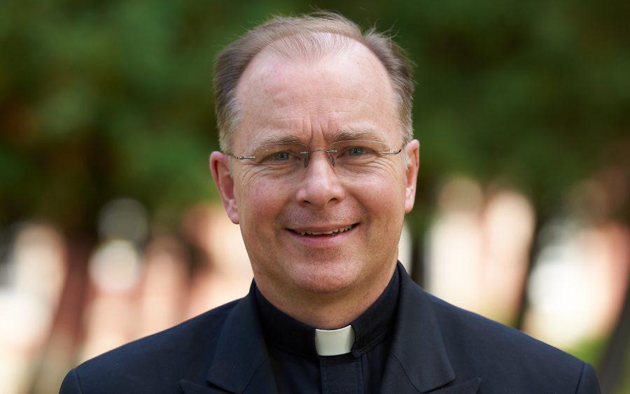 El P. John Connor, LC, ha sido elegido director general de los Legionarios de Cristo