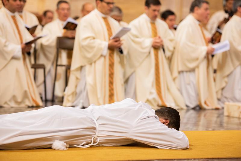 Por la situación sanitaria actual, la ceremonia de ordenaciones sacerdotales en Roma del 2 de mayo de 2020 no se llevará a cabo