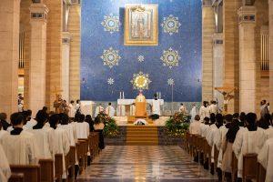 «Despertad al mundo y sed testigos» - Ordenación diaconal del P. Ricardo Patah, LC