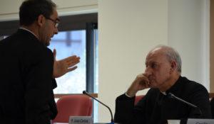 «Padre. Hermano. Compañero de peregrinación» — Entrevista al P. Javier Cereceda, LC
