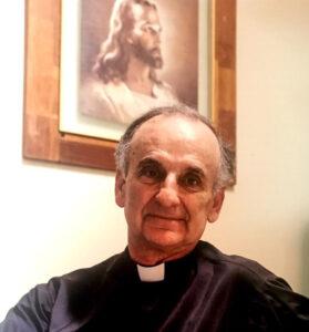 P. José María Ramírez, L.C., un madrileño de 65 años, en Río de Janeiro