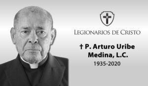 Fallece el P. Arturo Uribe Medina, LC