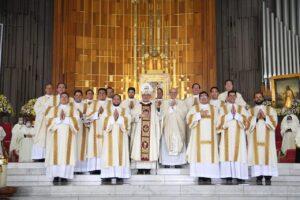 «Jesús nos manda a vivir un amor teniéndolo a Él como modelo» — Ordenaciones sacerdotales y diaconales en México
