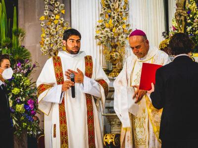 Fue ordenado diácono el P. Jorge de Jesús Herrera Álvarez del Castillo, LC
