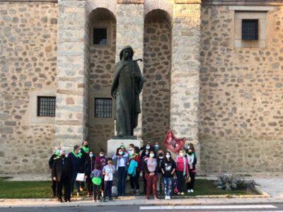 III Peregrinación 'La Andariega' por el Camino de Santa Teresa