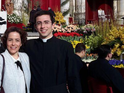 Entrevista a Myriam Ballesteros y a su hijo el H. Javier Villar, LC