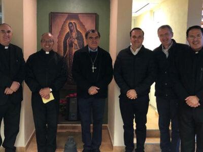 Presentan el proyecto de la Universidad Anáhuac a Obispo de Orizaba