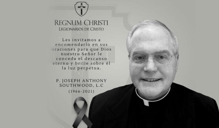 ¡P. Joseph, misión cumplida! – Fallece en México el P. Joseph A. Southwood, LC