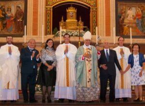 Siete legionarios recibieron el don del sacerdocio en el mes de diciembre
