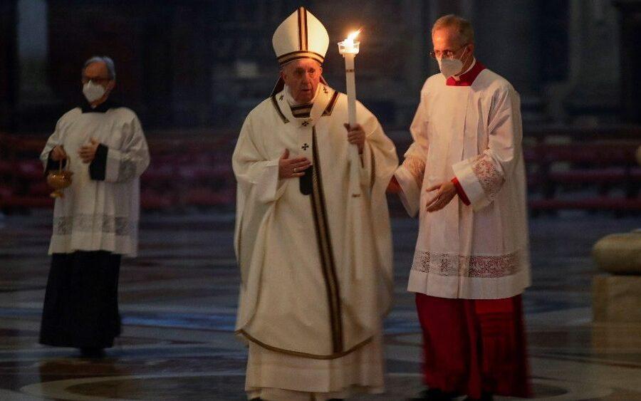 La paciencia conduce a la conversión – Misa del Papa en la fiesta de la Presentación del Señor