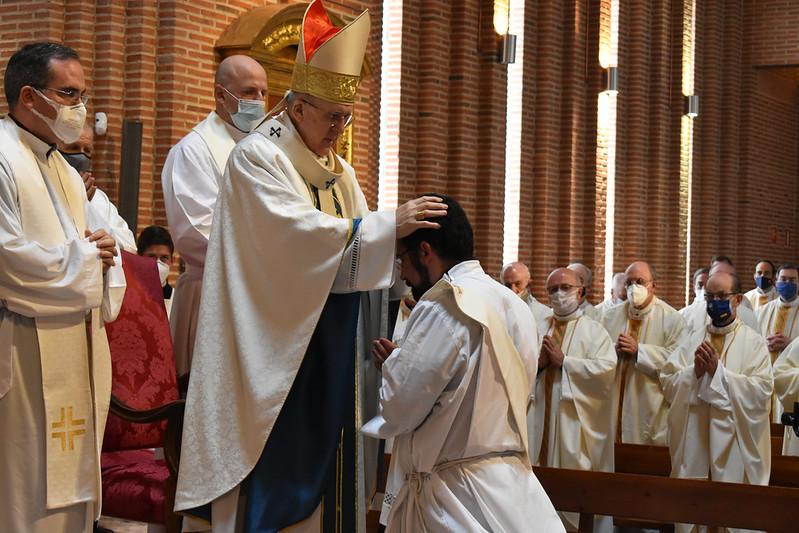 Ordenación sacerdotal del P. Ignacio Rubio, LC