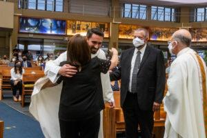 Ordenación sacerdotal del P. Juan Carlos Arias, LC