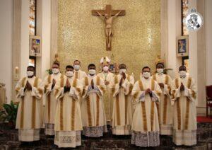 «Bienaventurados porque han creído» – Ordenaciones diaconales en el Pontificio Colegio Internacional Maria Mater Ecclesiae
