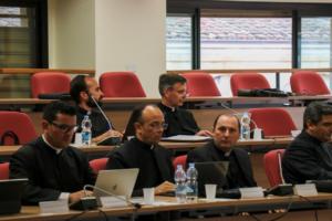 Reunión en Roma sobre la asignación de la misión