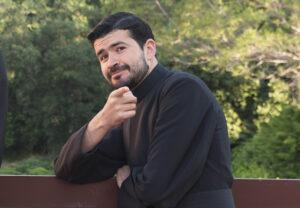 P. Edgar Pulido, LC, Rector del centro vocacional de los Legionarios de Cristo en Valencia