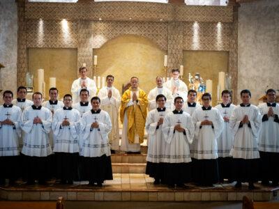 «El señor te llamó y tu escuchaste» – Profesiones religiosas en Monterrey