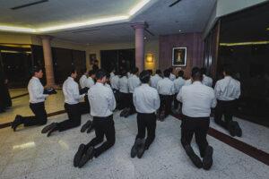23 jóvenes ingresan al Noviciado de Monterrey