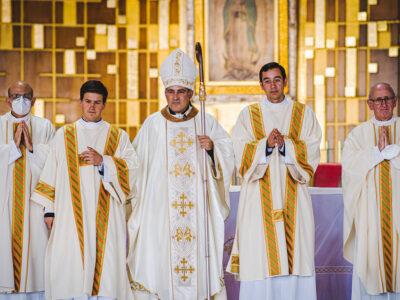 «En el diaconado encontrarán en Cristo la vocación al servicio»