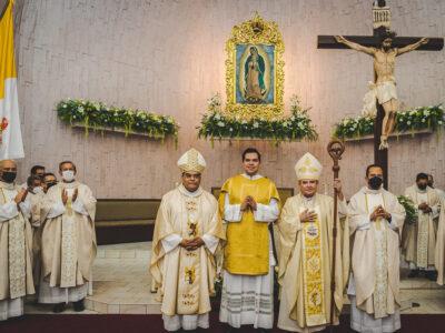 «No he venido a ser servido, sino a servir» – Ordenación diaconal del P. Jorge Mora, LC