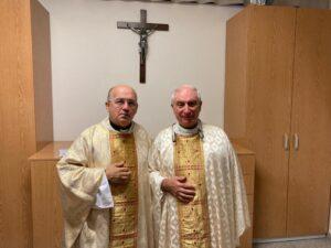 La parroquia de los Santos Mártires Cristianos recibe a su nuevo párroco